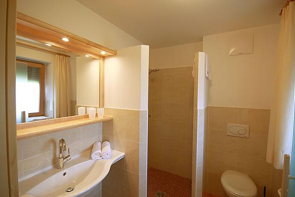 Maso tomas thof castelrotto alpe di siusi - Vasca da bagno in camera ...